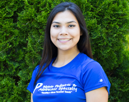 Grecia Rivas, Medical Assistant